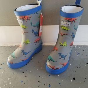 Dinosaur Rubber Rainboota